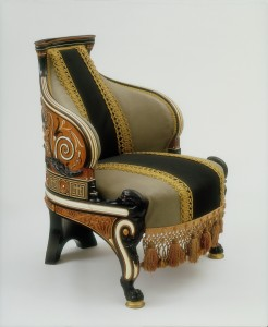 Sir Lawrence Alma-Tadema Armchair